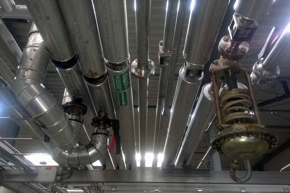 Reburg Solution GmbH | Rohrleitungsbau