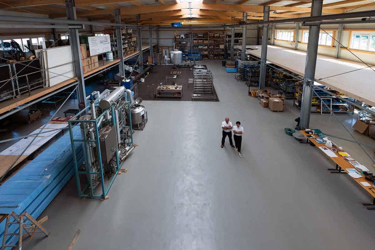 Reburg Solution GmbH   Betriebsgebaeude