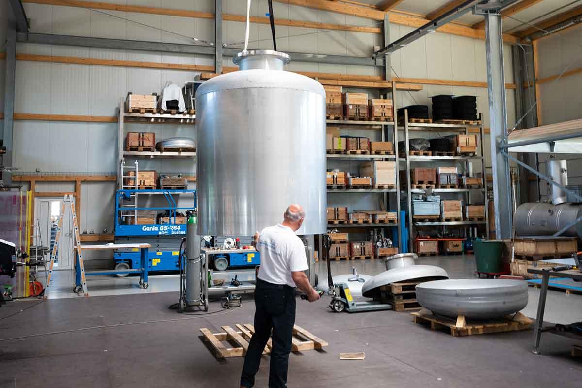 Reburg Solution GmbH | Betriebsgebaeude