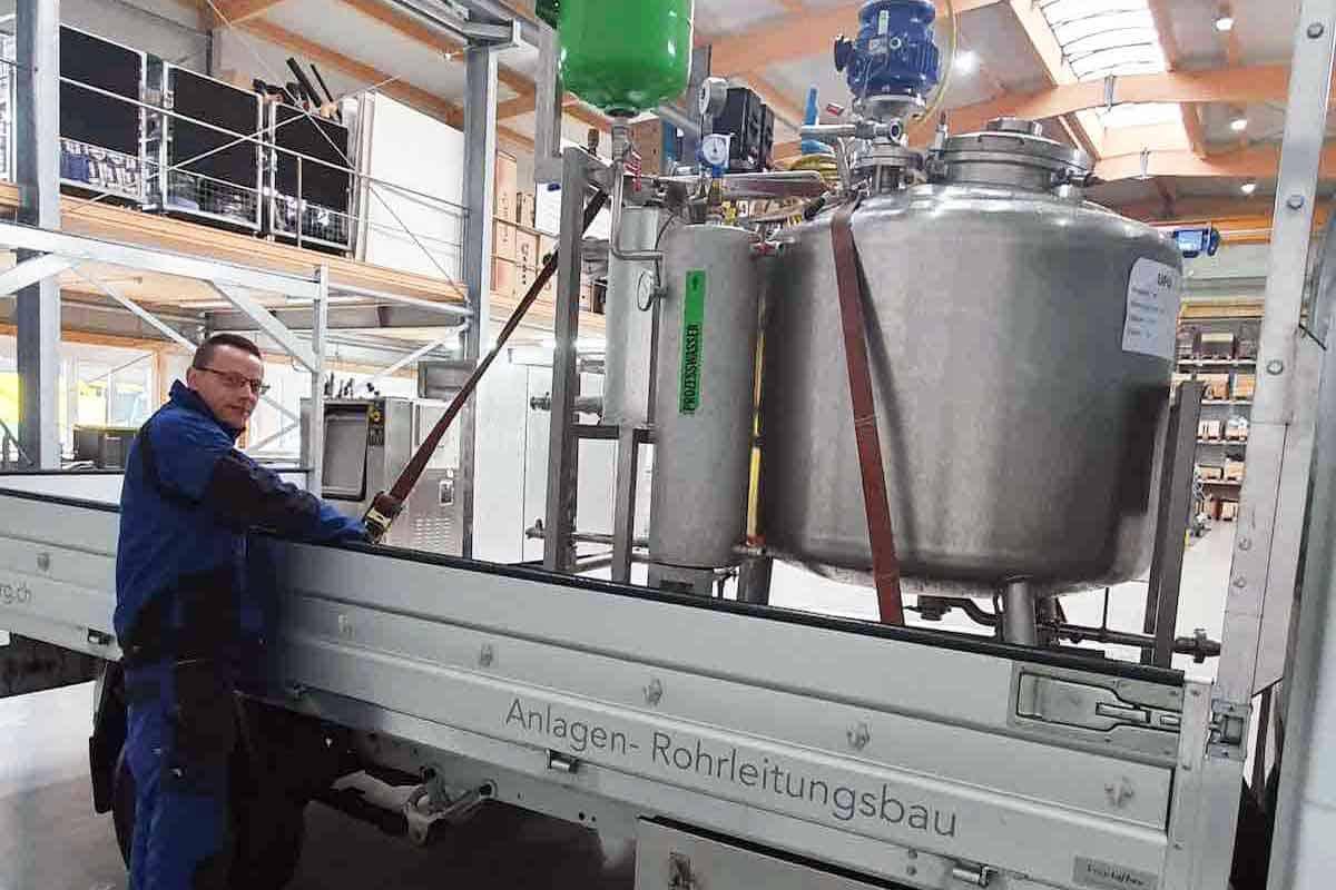 Reburg Solution GmbH   Unternehmen