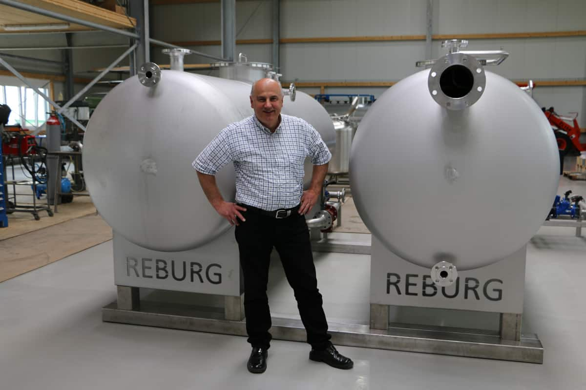 Reburg Solution GmbH | Referenzen